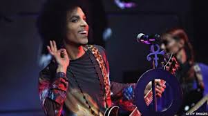 prince smiling